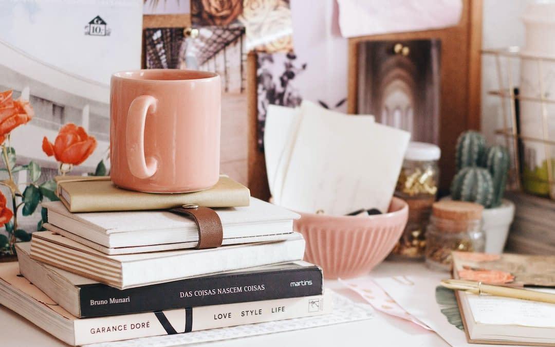 coffee mug books